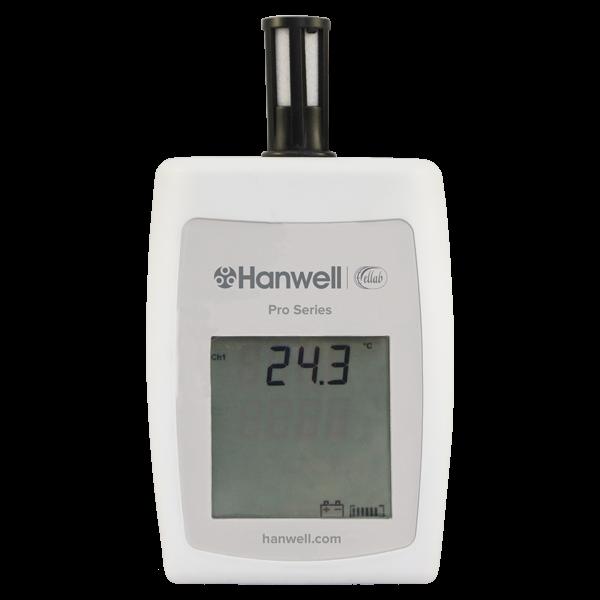 HL4007 data logger for temperature