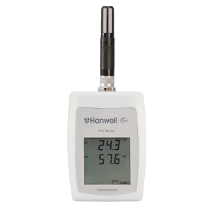 temperature and humidity data logger RHT logger
