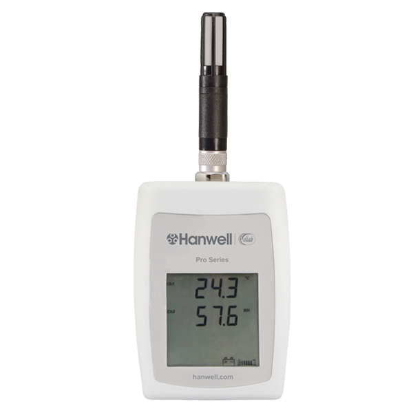 temperature and humidity data logger RHT logger