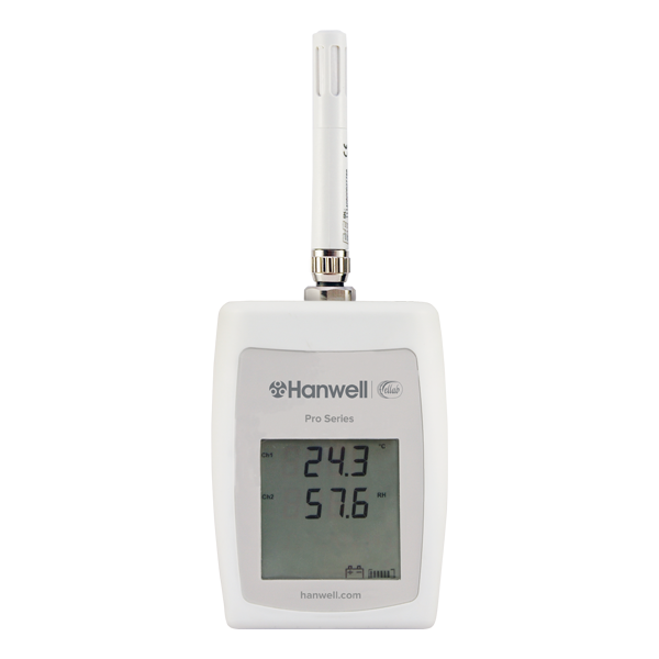HL4114 temperature humidity data logger