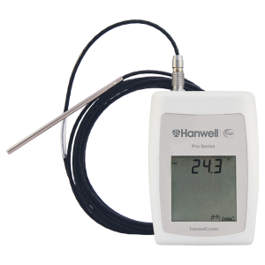 HL4401 high temperature data loggers