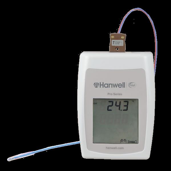 wireless thermocouple data logger