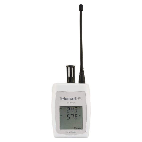 RL4106 Wireless temperature and humidity sensor