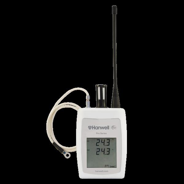 RL4108 measure surface temperature logger