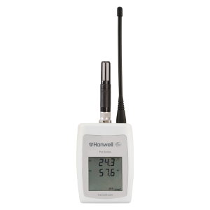 Accurate wireless rht logger