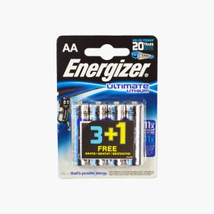 AA 1.5V Lithium Battery