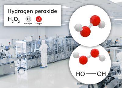 h2o2 sterilisation