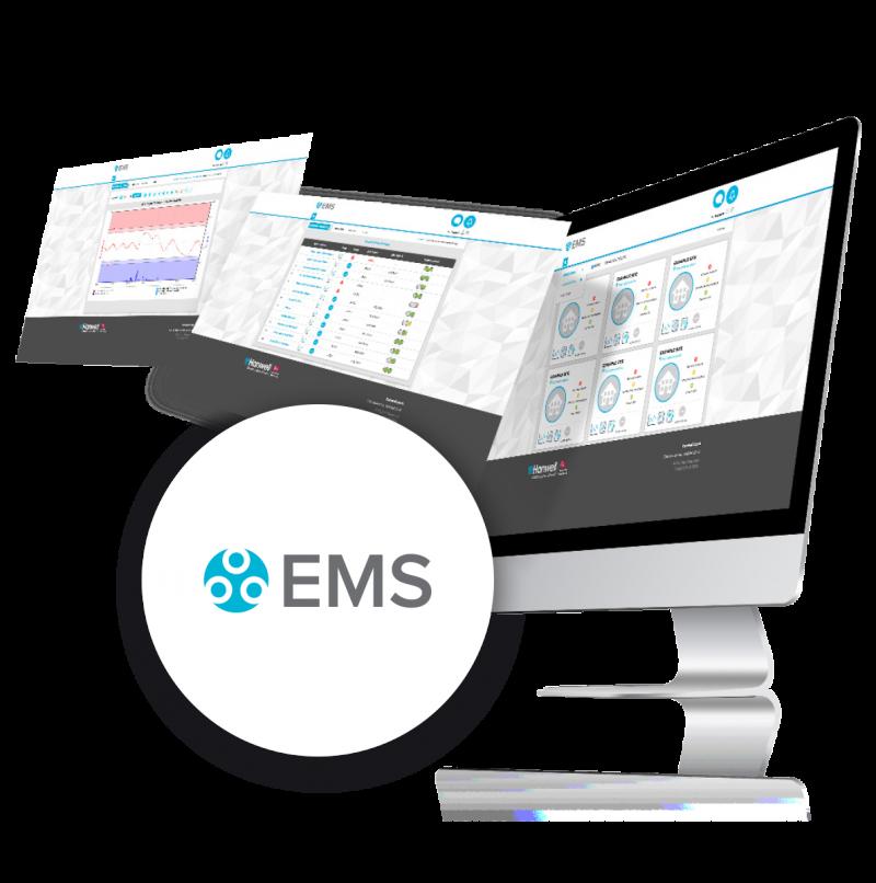 Continuous environmental monitoring system