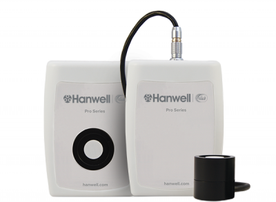 hanwell lux uv data logger