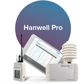 hanwell pro continous environmental monitoring system