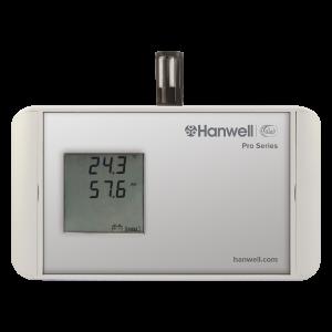Climabox air quality monitor data logger