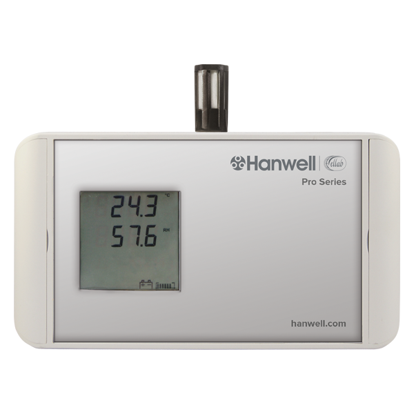 Climabox air quality monitor data logger
