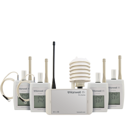 humidity continuous environmental monitoring