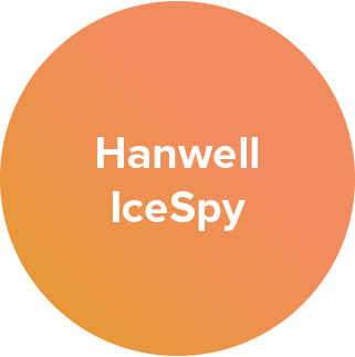 hanwell icespy Temperature Monitoring wireless data logging system