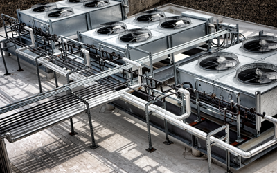 industrial hvac control facilities management