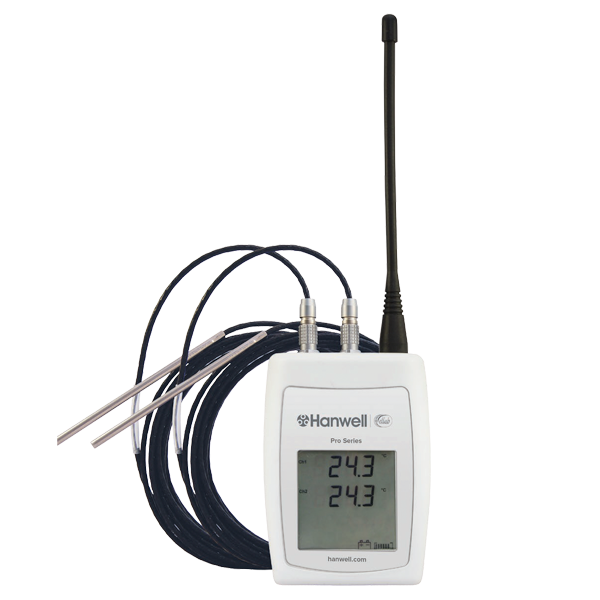 wireless PT100 transmitter