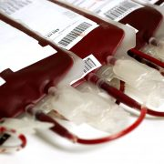 Blood bank temperature