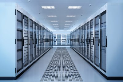 server room environmental monitoring