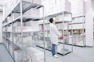 temperature controlled medicine storage