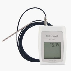 HL4401 high temperature data loggers