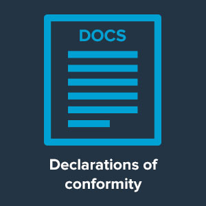 declarations of conformity