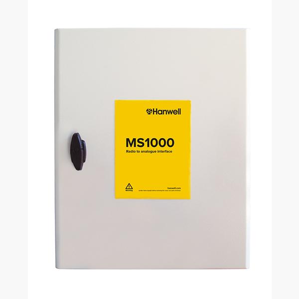 MS1000 environmental control panel