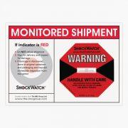 shockwatch label companion