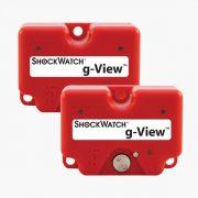 G-view shock logger