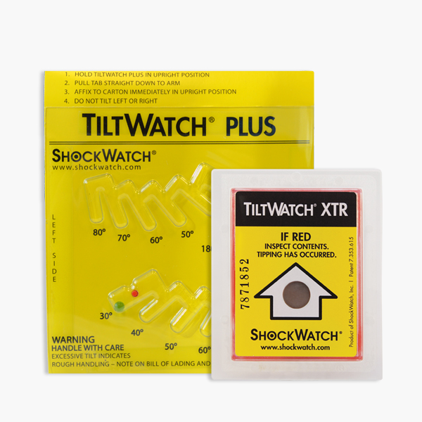 TiltWatch Indicator Group