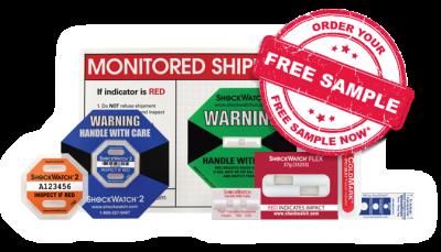shockwatch free sample