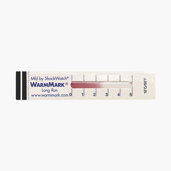 WarmMark Long-Run Temperature indicator strips